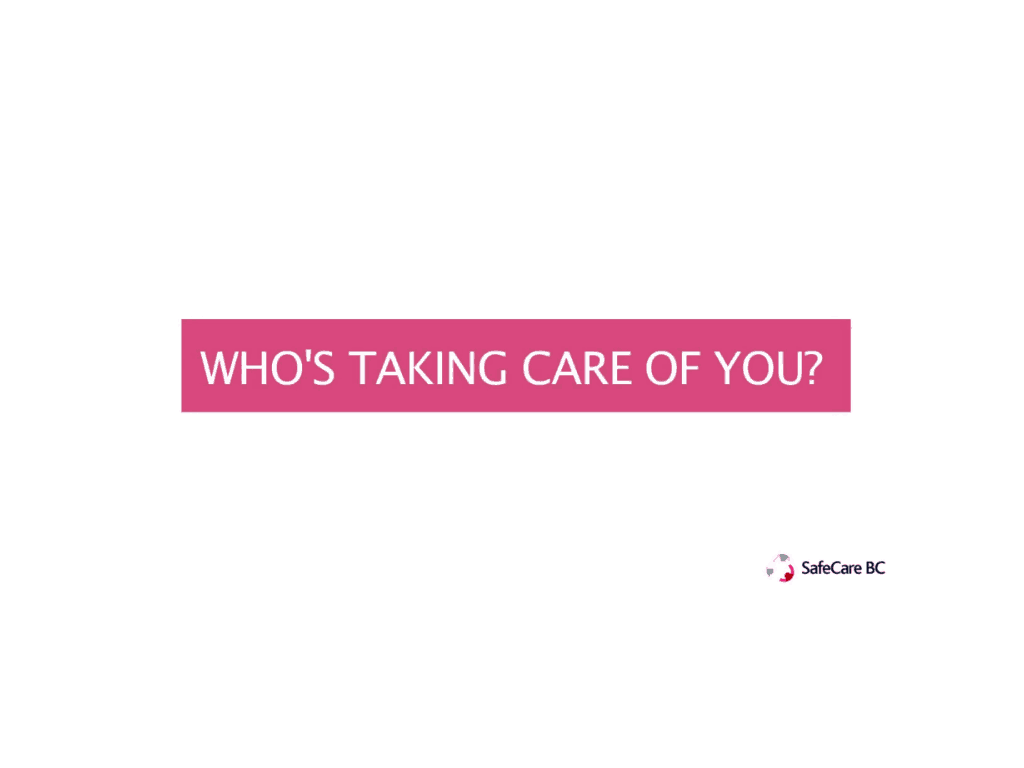 Who's Taking Care of You? Why Self-Care is Important For Caregivers